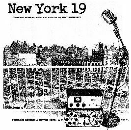 Cover: New York 19